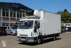 Camión frigorífico usado Iveco EuroCargo 75E16 CarrierSupra 850MT Bi-Temp, LBW
