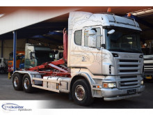 Camion polybenne occasion Scania R 480