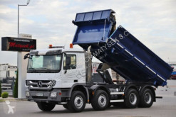 Mercedes tipper truck ACTROS 3241 / 8X4/2 SIDED TIPPER/BORTMATIC