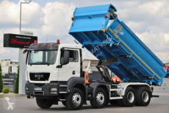 Camion benne MAN TGS 35.440 / 8X4/2 SIDED TIPPER/BORTMATIC
