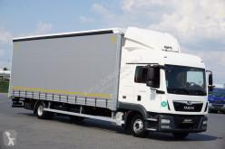 MAN TGL - / 12.250 / EURO 6 / ACC / FIRANKA / DŁ. 8,6 M truck used tautliner