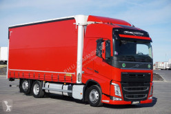 Camion rideaux coulissants (plsc) occasion Volvo FH - / 500 / E 6 / ACC / FIRANKA / 18 EUROPALET