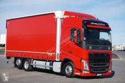 Camión Volvo FH - / 500 / E 6 / ACC / FIRANKA / 18 EUROPALET lonas deslizantes (PLFD) usado