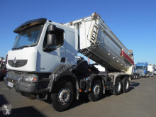 Camion benne Enrochement Renault Kerax 430 DXI