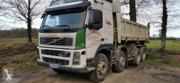 Used two-way side tipper truck Volvo FM13 480