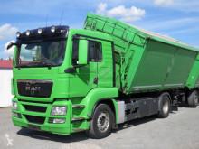 Camion MAN TGS TG-S 18.440 4x2 BL 2-Achs Kipper benne céréalière occasion