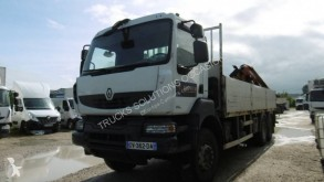 Camion Renault Kerax 410.26 plateau occasion