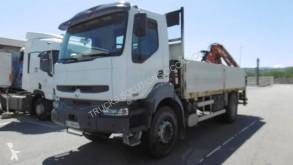 Camion platformă Renault Kerax 370