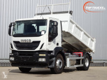 Iveco Stralis truck used tipper