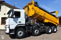 Camion benne occasion Volvo FM - 380 8x4 Dump truck *FR Import* Tara :13700kg