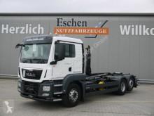 Camión multivolquete usado MAN TGS 26.440 6x2-4 BL,Meiller RS 21.67, Lift/Lenk