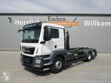 Camión multivolquete usado MAN TGS 26.460 6x2 Meiller RS 21.67, Navi, Lift/Lenk