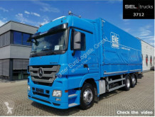 Camion Mercedes Actros 2536L 6x2 /Retarder /Lenkachse /Sterzante savoyarde occasion