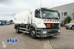 Camión cisterna Mercedes 1829 L Axor 4x2, 14.400ltr., Lindner & Fischer