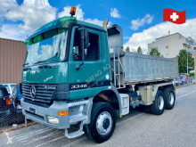 Mercedes actros 3346 truck used tipper