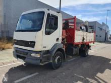 DAF LF55 4x2 VOLQUETE FASSI 080 9905BZL truck used tipper