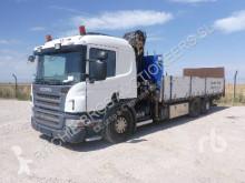 Camion plateau Scania P420