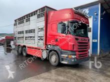 Camion bétaillère Scania R620
