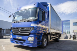 Camion fourgon occasion Mercedes Actros 1836