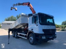 Mercedes Actros 3344 truck used two-way side tipper