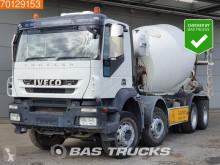 Camion béton toupie / Malaxeur occasion Iveco Trakker