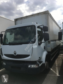 Renault Midlum 180 DCI truck used tarp
