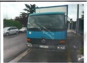 Camión Mercedes Atego 815 furgón usado