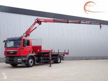 MAN TGM 18.290 LKW gebrauchter Pritsche