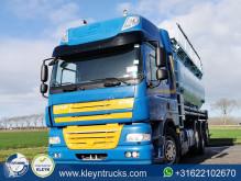 DAF CF85 trailer truck used tanker
