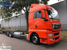 MAN TGX trailer truck used BDF