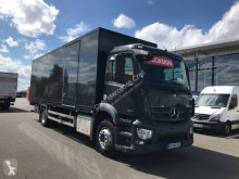 Camion Mercedes Antos 1824 LS furgon second-hand