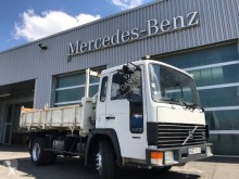 Volvo FL7 230 truck used three-way side tipper