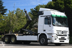 Mercedes Actros 2546 truck used hook arm system