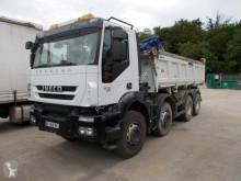 Iveco Trakker AD 340 T 41 truck used two-way side tipper