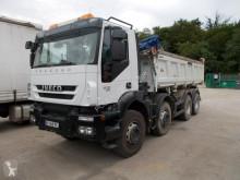 Camión Iveco Trakker AD 340 T 41 volquete volquete bilateral usado