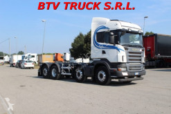 Camion occasion Scania R R 380 MOTRICE PORTACONTAINER 4 ASSI
