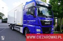 Camião MAN TGX 26.480 frigorífico mono temperatura usado
