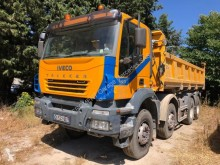 Iveco two-way side tipper truck Trakker 440