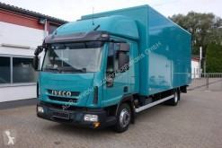 Camión furgón Iveco Eurocargo 80 E 22 P tector