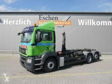 MAN TGS 26.400 6x2-4 BL, Lift/Lenk, Meiller RK 20.67 LKW gebrauchter Absetzkipper