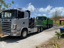 Scania tow truck G 164G580
