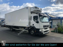 Volvo FE 280 Kühlkoffer Thermo King Klima Ladebordwand truck used refrigerated