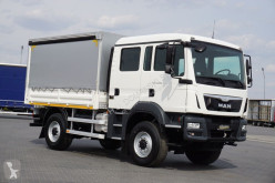 Camion savoyarde MAN TGM - / 13.250 / 4 X 4 / EURO 6 / DOKA / 6 OSÓB
