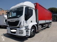 Camion savoyarde Iveco Stralis Iveco - STRALIS 190S46 CENTINATO 8.60 PEDANA RETARDER EURO - Centinato alla Francese