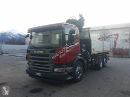 Scania p320 truck used