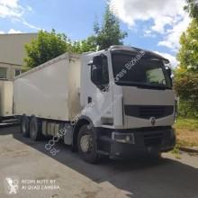 Camion benne céréalière occasion Renault Premium 430