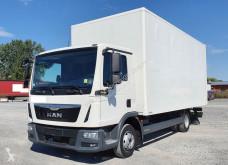 Камион MAN TGL 8.150 BL-C Euro 6 4x2 3-Sitzer 6 m Möbel Koffer 6x фургон втора употреба