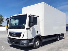 Camión furgón MAN TGL 8.150 BL-C-Koffer 3-Sitzer Rolltor Euro 6 5x vorhanden