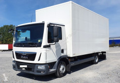 Camion fourgon MAN TGL 8.150 BL-C Euro 6 4x2 3-Sitzer 6 m