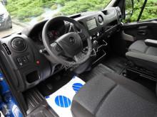 Camião Opel MOVANOPLANDEKA 10 PALET KLIMA WBASTO TEMPOMAT PNEUMATYKA NAWIGA caixa aberta com lona usado